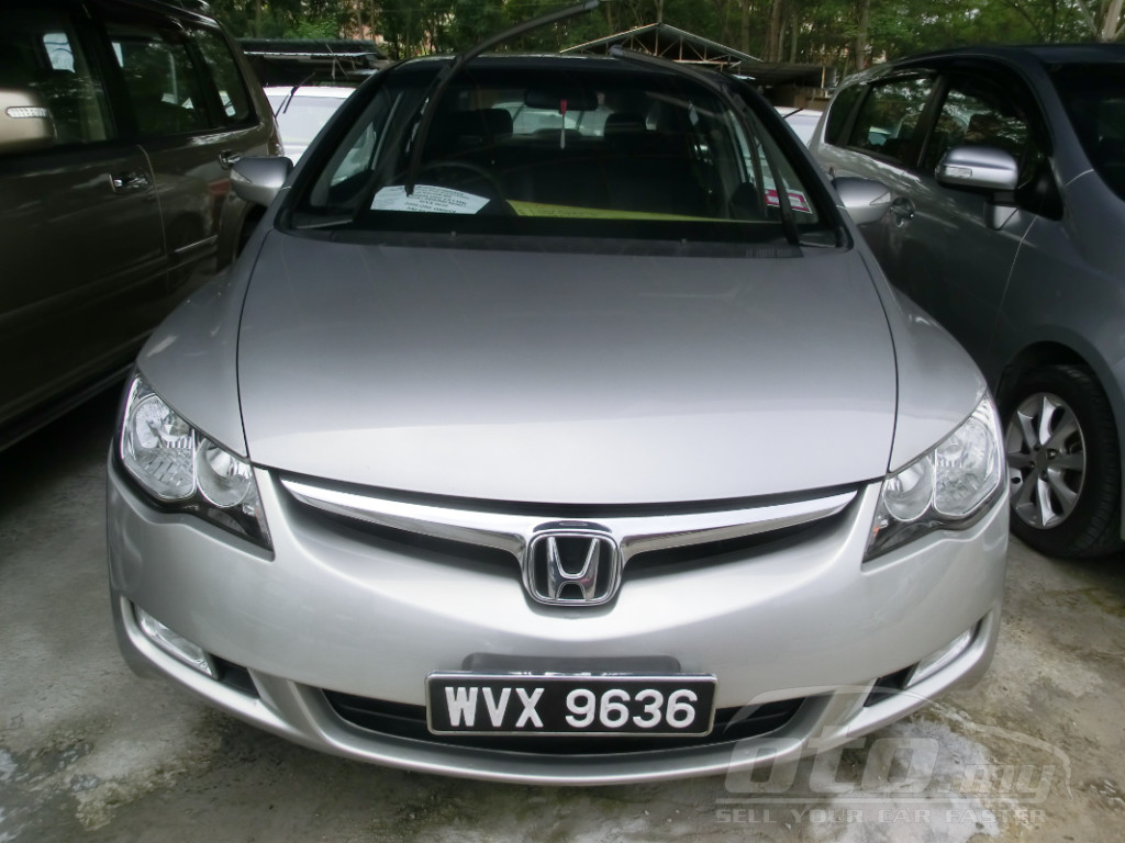 Honda Civic  2.0 2008