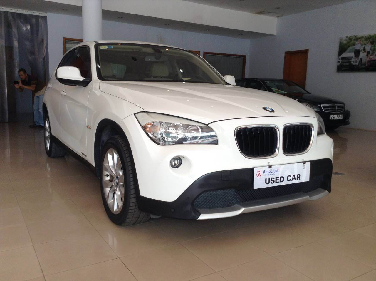 BMW X1  sDrive 18i 2010