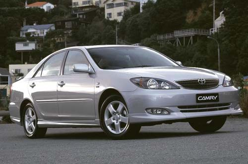 Toyota Camry 3.0V model 2003