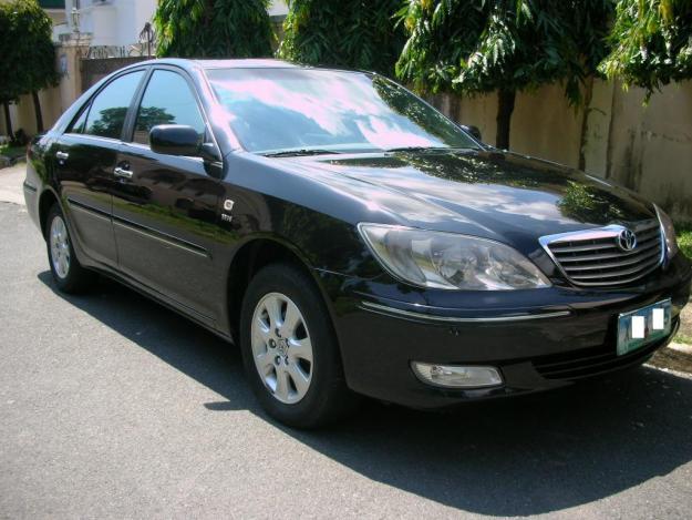 Toyota Camry 2.4G 2003