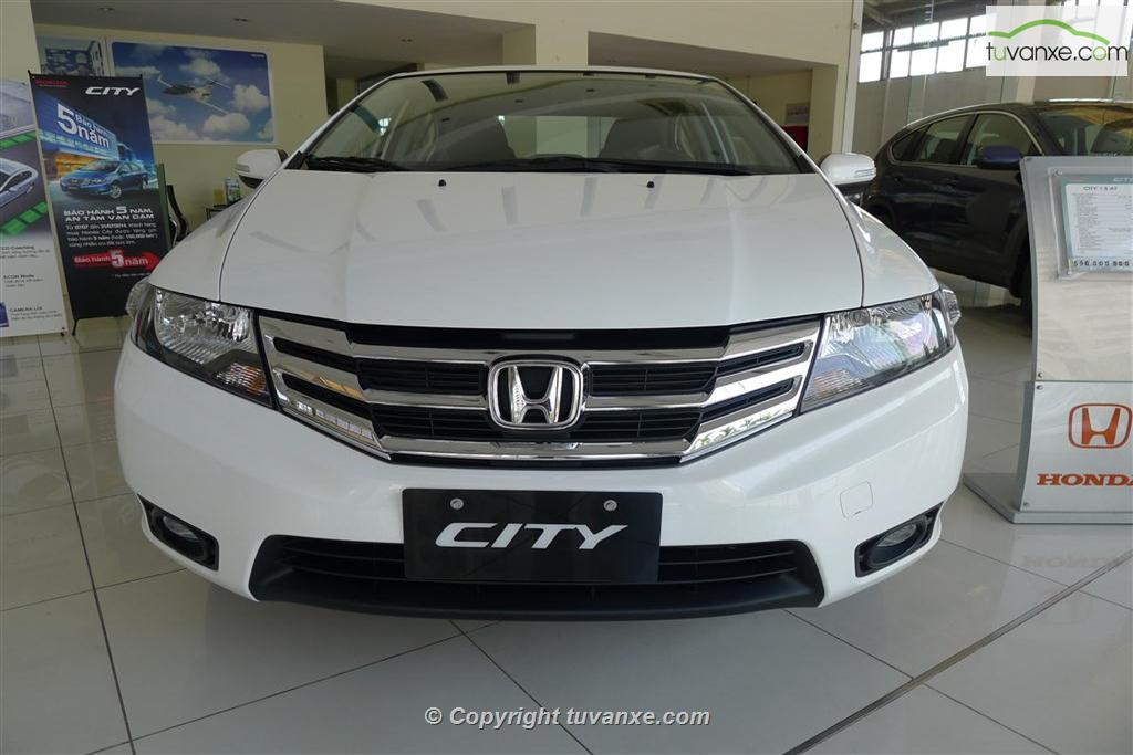 Honda City AT model 2015