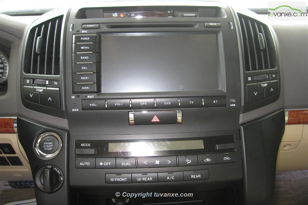 Bán xe Toyota Land Cruiser 5.7 2014