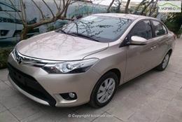 xe Bán Toyota Vios G 2014