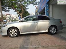 xe Bán Toyota Corolla S 2011