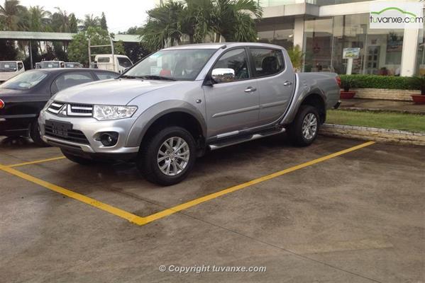 Mitsubishi Triton GLS - AT 2013