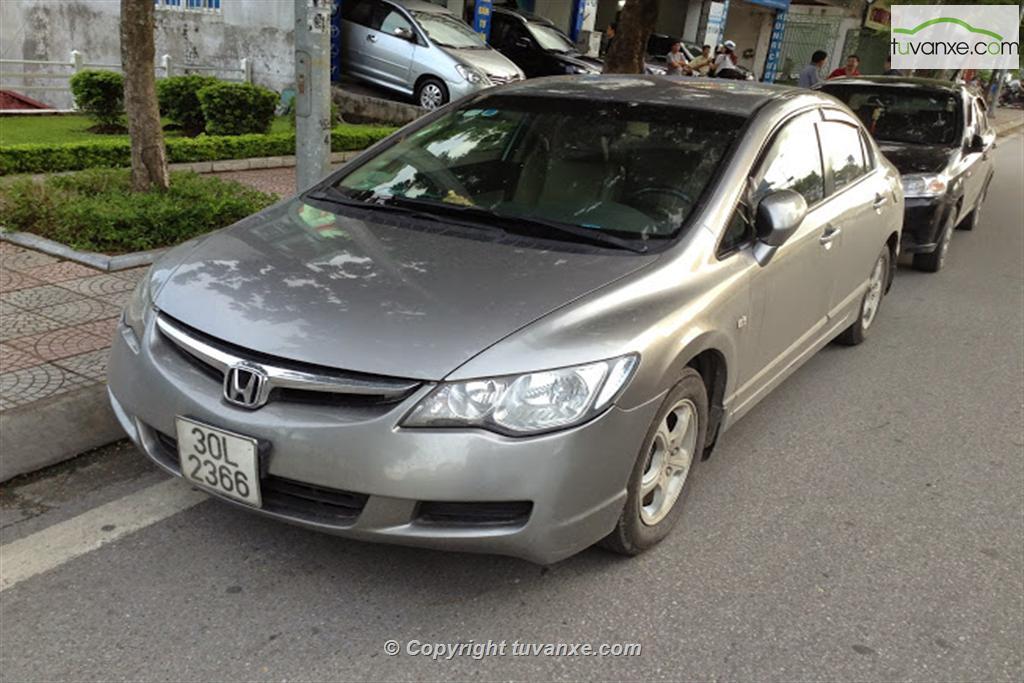 xe Bán Honda Civic 1.8 AT 2008
