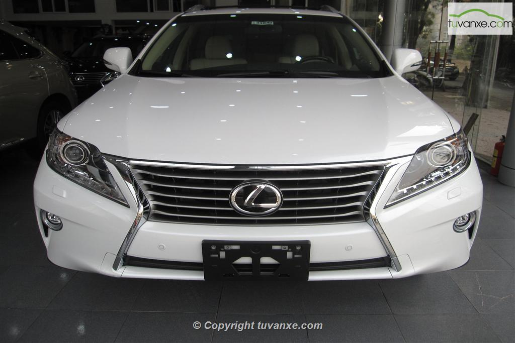 Lexus RX 350 AWD model 2015 Mỹ