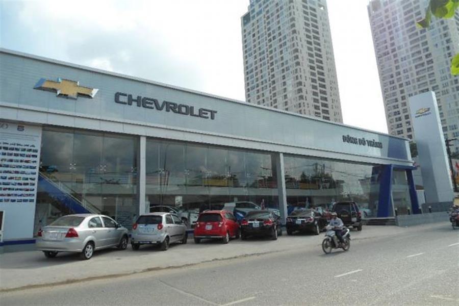 anh dai ly Chevrolet Đông Đô Thành