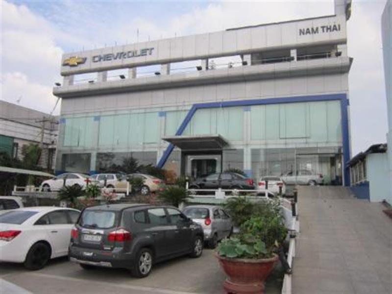 Chevrolet Nam Thái