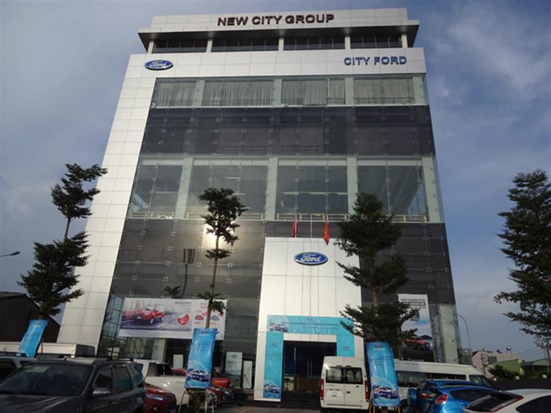 City Ford Hồ Chí Minh