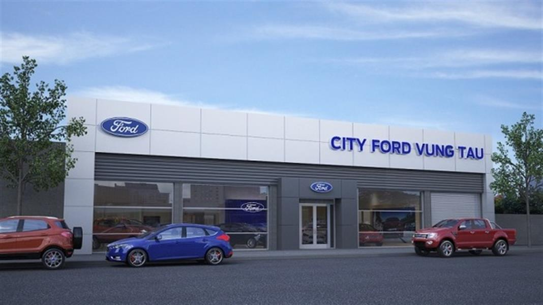 dai ly oto City Ford Vũng Tàu