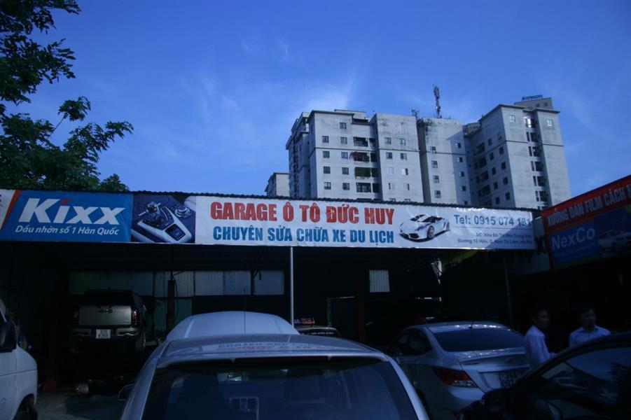 gara oto Gara Đức Huy