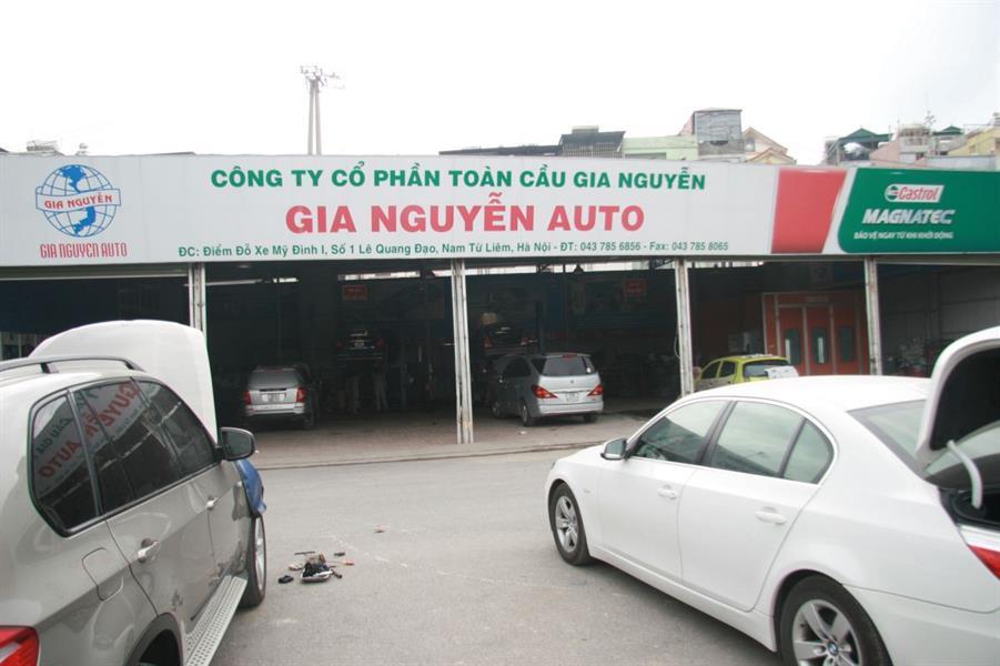 anh dai ly Gara Gia Nguyễn