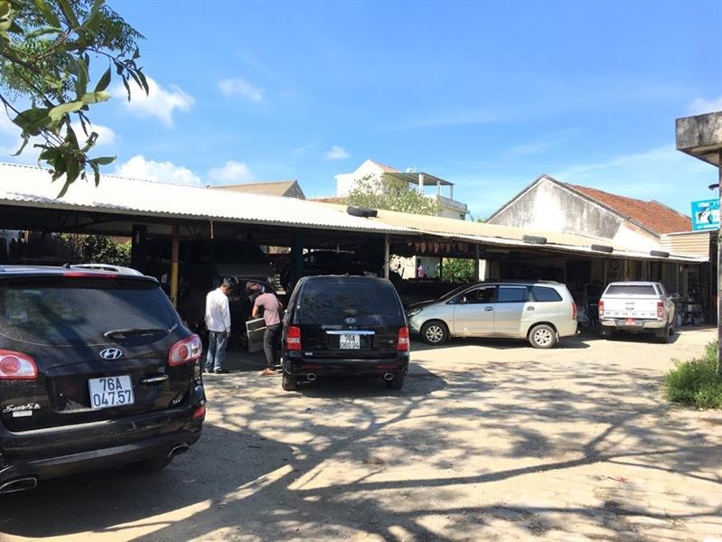 gara oto Gara Phú Đông