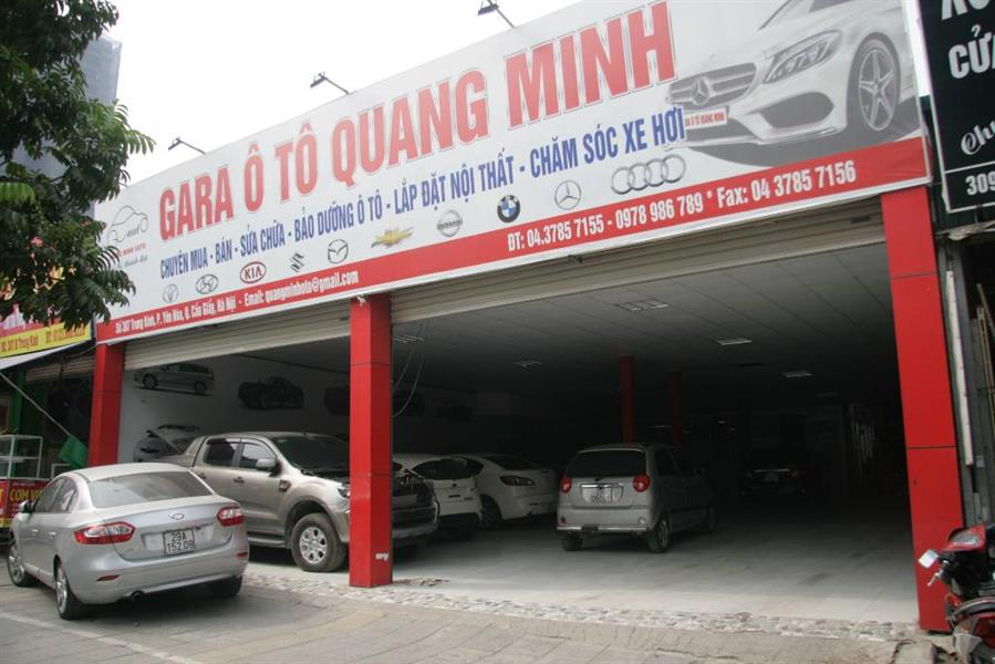 Gara Quang Minh