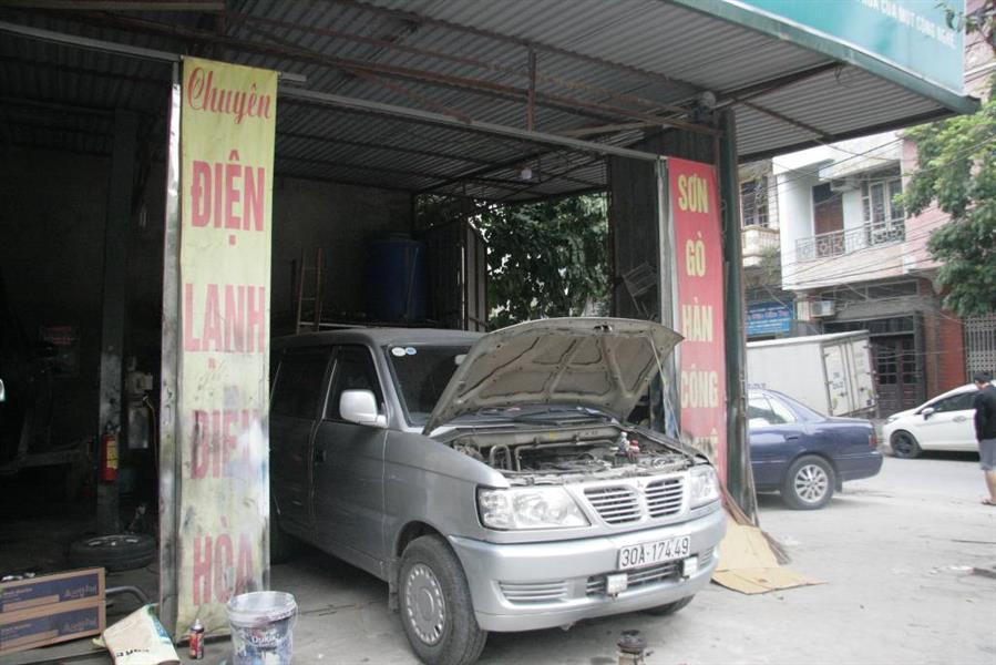 Gara Quang Trung