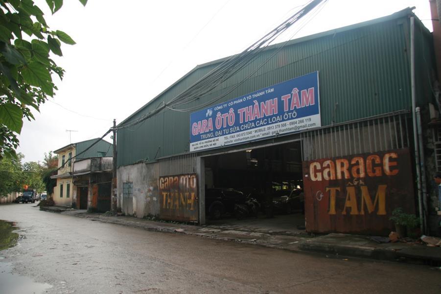 gara oto Gara Thành Tâm