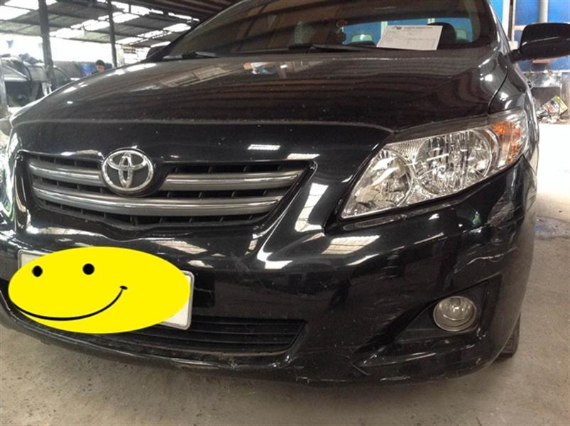 Sơn xe Toyota Corolla