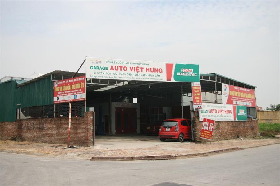gara oto Gara Auto Việt Hưng