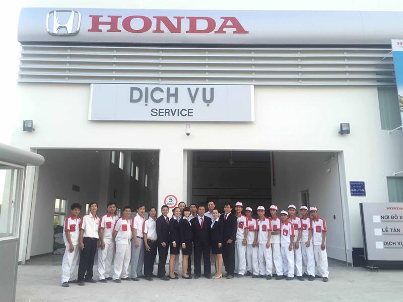 Honda Ôtô Cần Thơ
