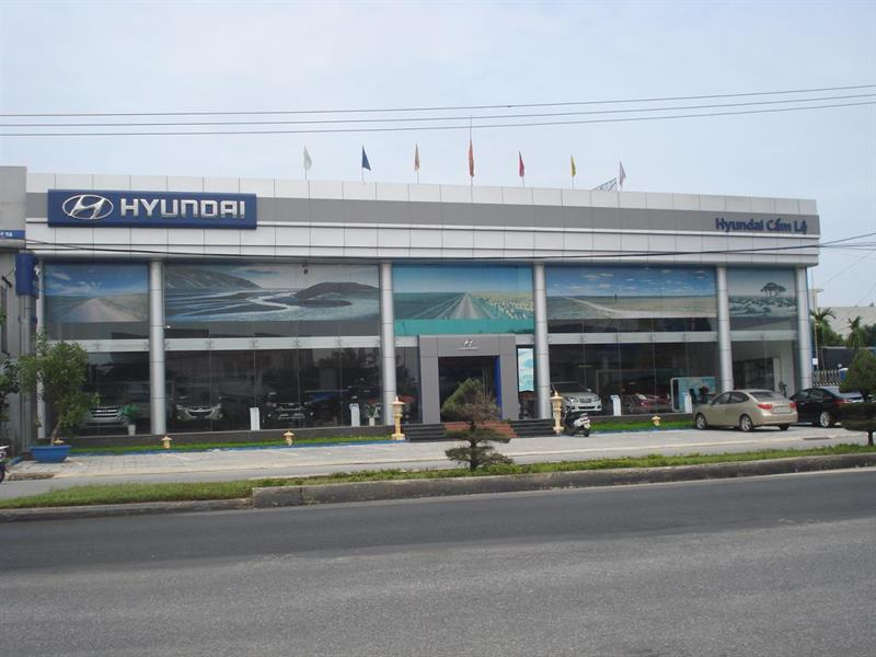 dai ly oto Hyundai Cẩm Lệ