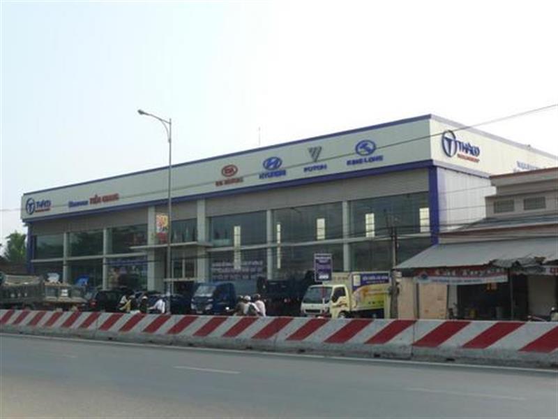 Kia Tiền Giang