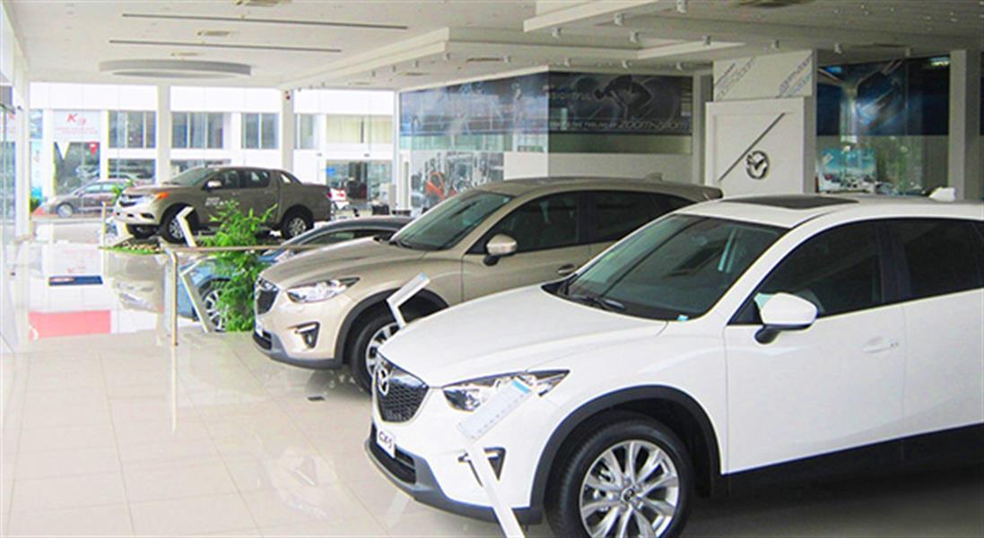 Đại lý Mazda Biên Hòa