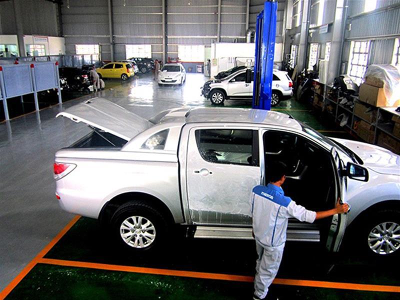 Mazda Bình Định
