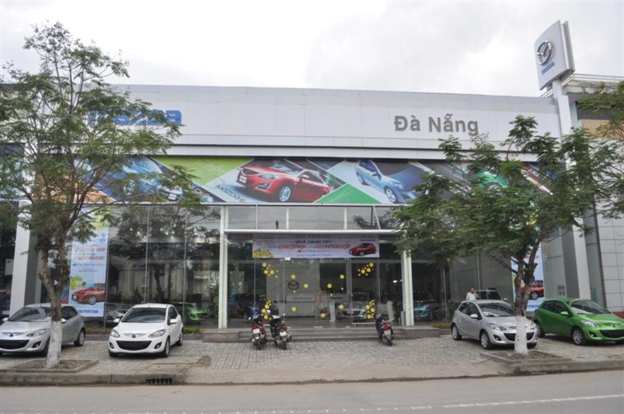 dai ly oto Mazda Đà Nẵng