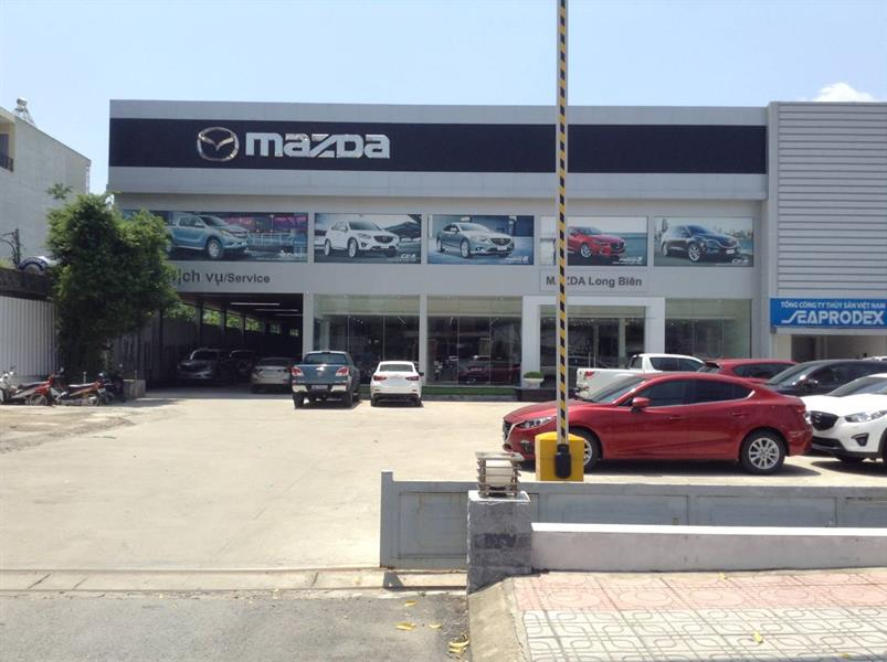 Mazda Long Biên