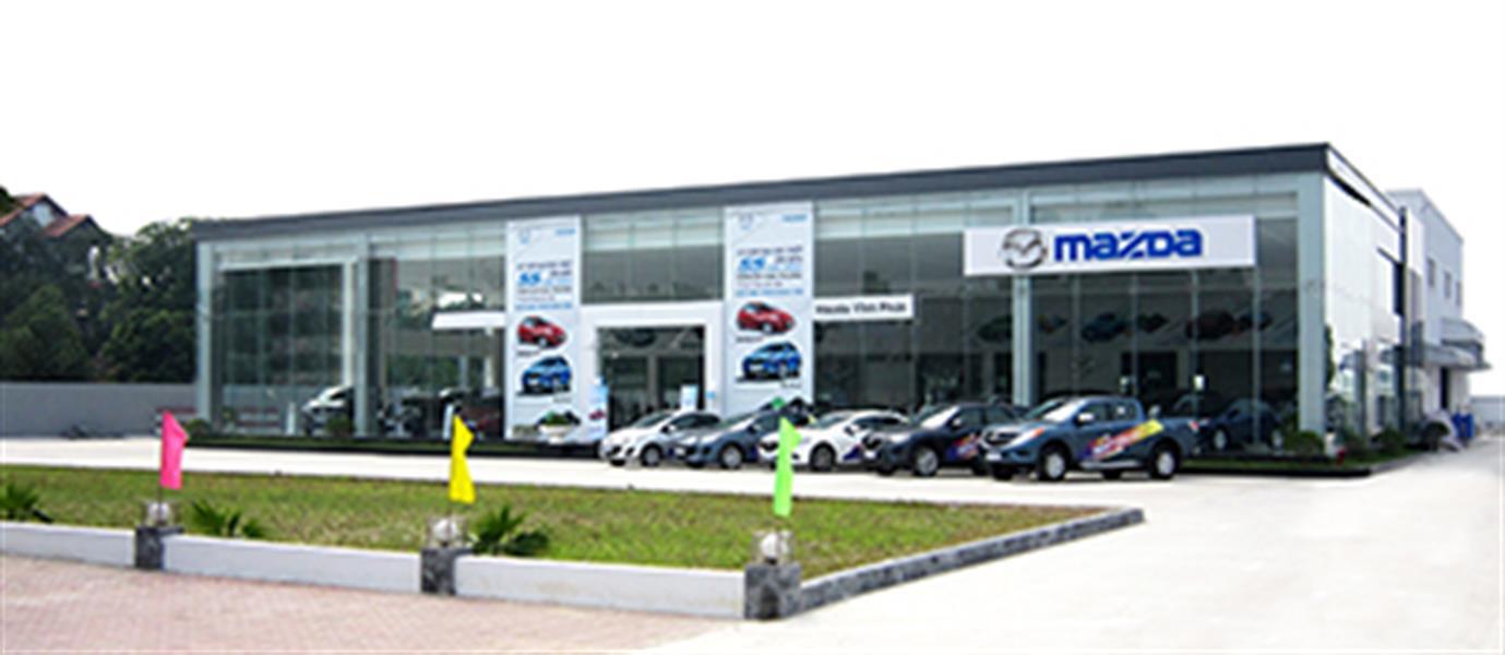 anh dai ly Mazda Vĩnh Phúc