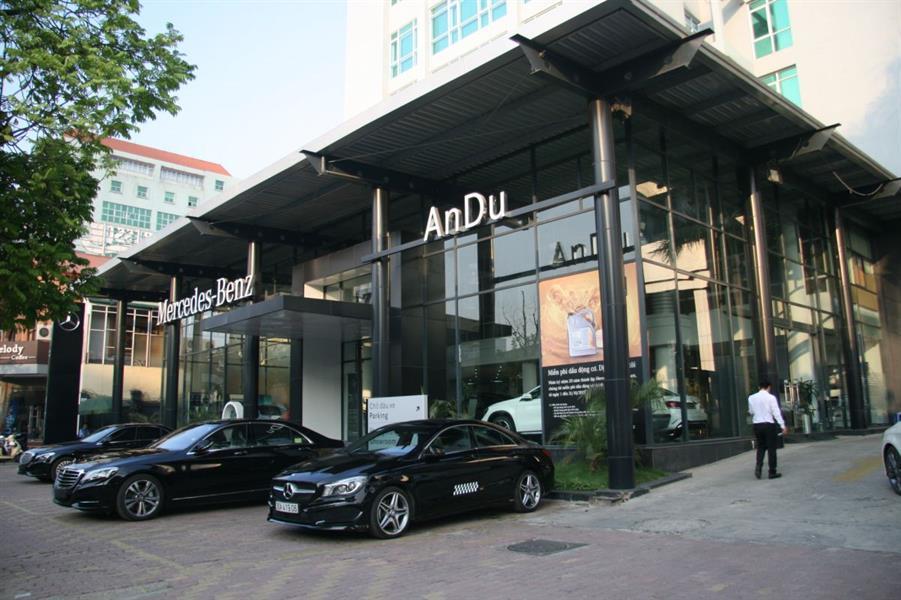 dai ly oto Mercedes An Du - Hà Nội