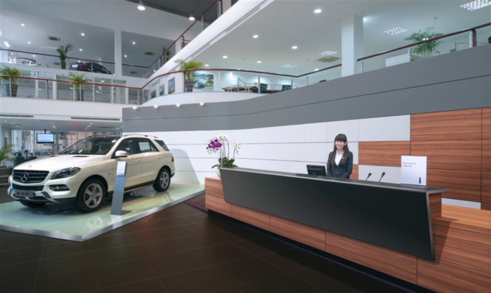 Mercedes-Benz Phú Mỹ Hưng