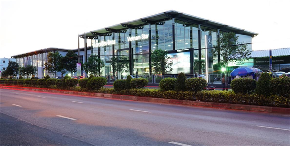 Mercedes-Benz Trường Chinh