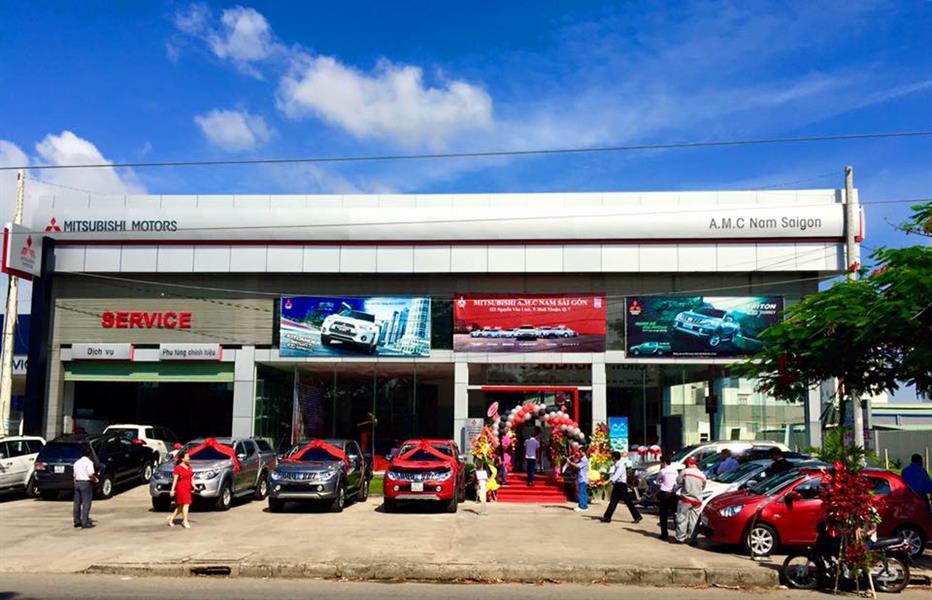 Mitsubishi AMC Nam Gài Gòn