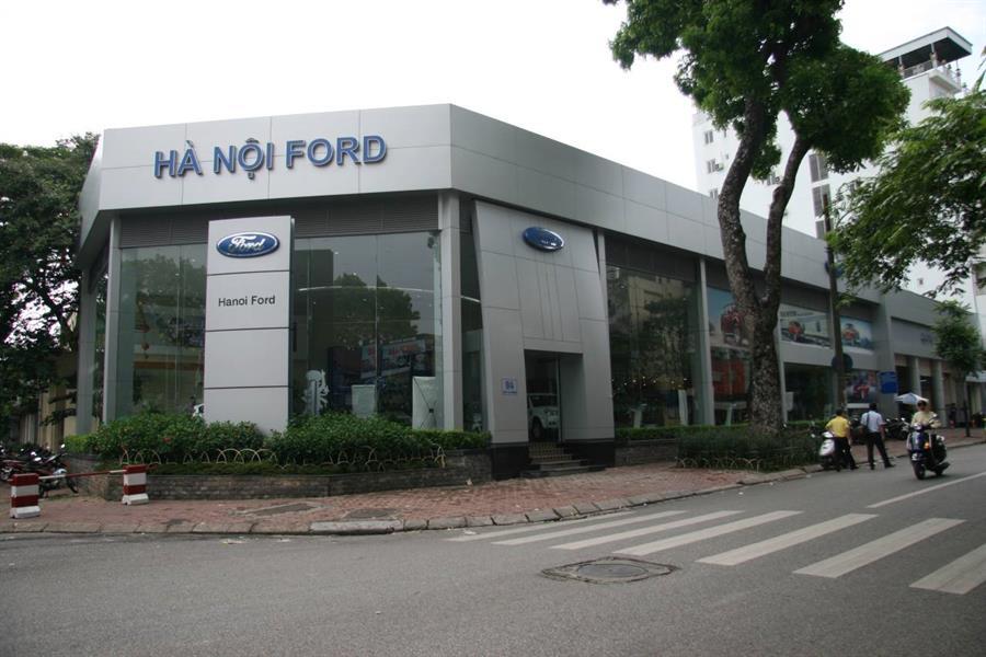 dai ly oto Hà Nội Ford