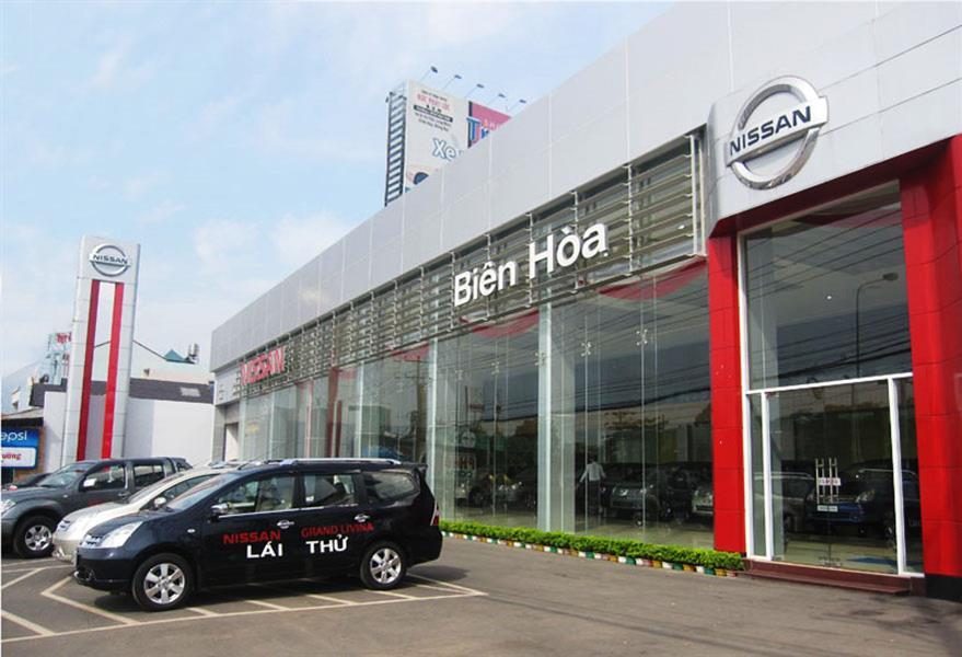 anh dai ly Nissan Biên Hòa