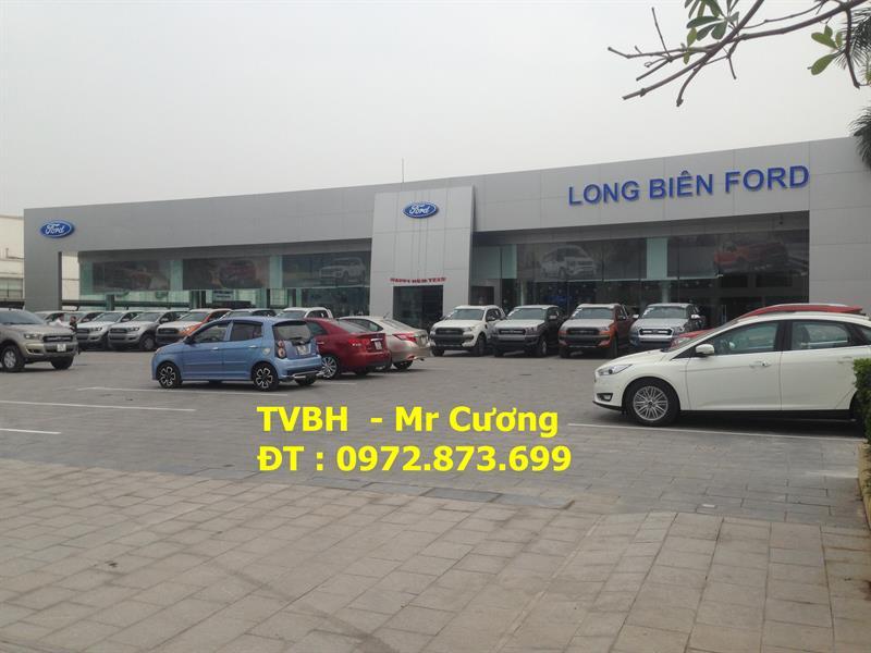 dai ly oto Ford Long Biên