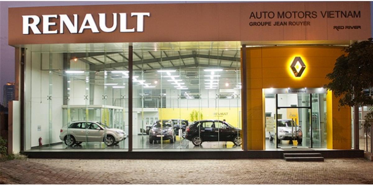dai ly oto Renault Hà Nội