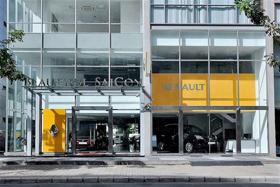 dai ly oto Renault Phú Mỹ Hưng