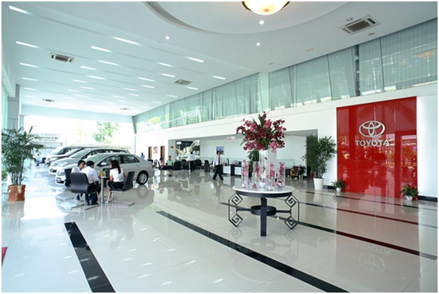 Toyota Hà Đông