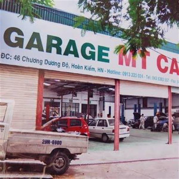 anh dai ly Garage Mtcar