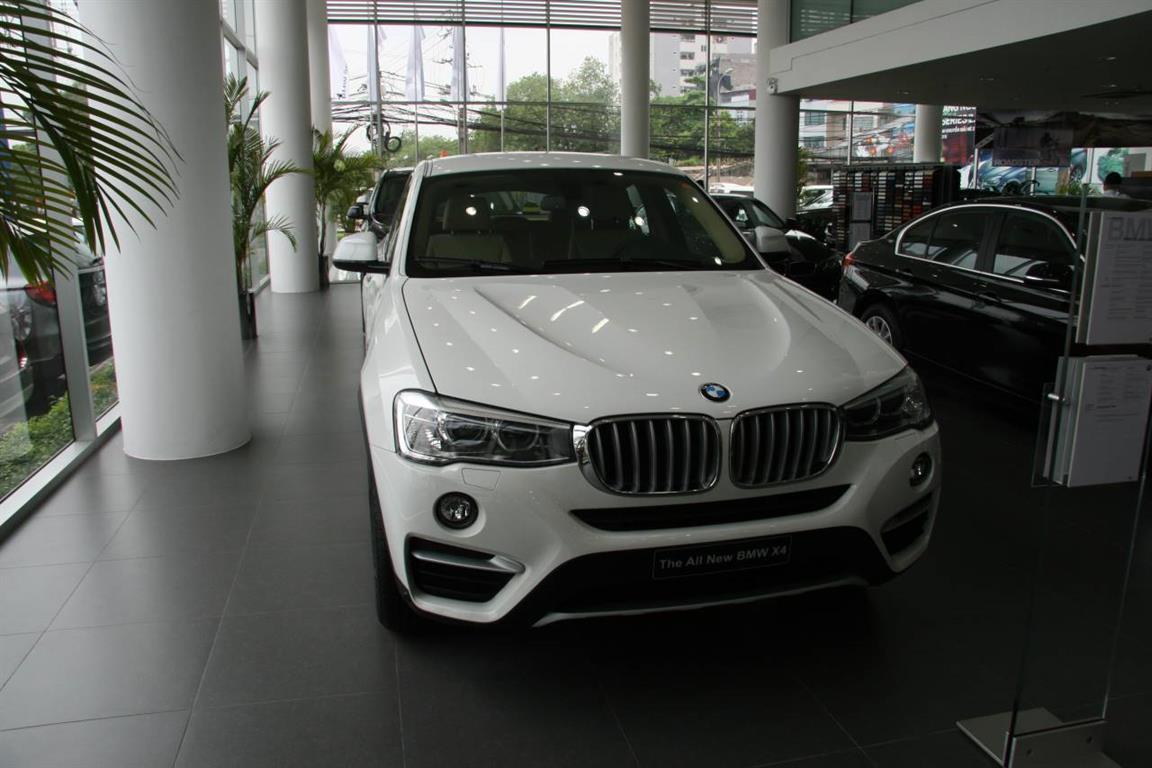 Ảnh BMW X4 xDrive28i 2015