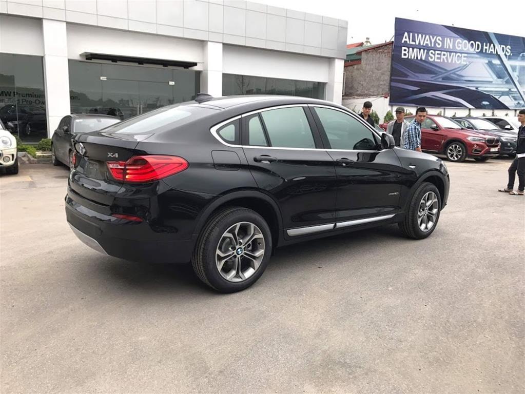 Ảnh BMW X4 xDrive28i 2016