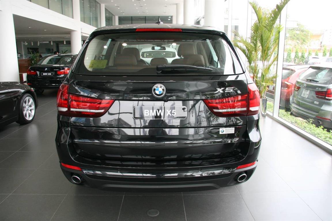 Ảnh BMW X5 xDrive35i 2015