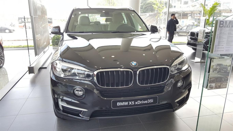 Ảnh BMW X5 xDrive35i 2016