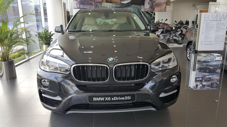 Ảnh BMW X6 xDrive 35i 2016