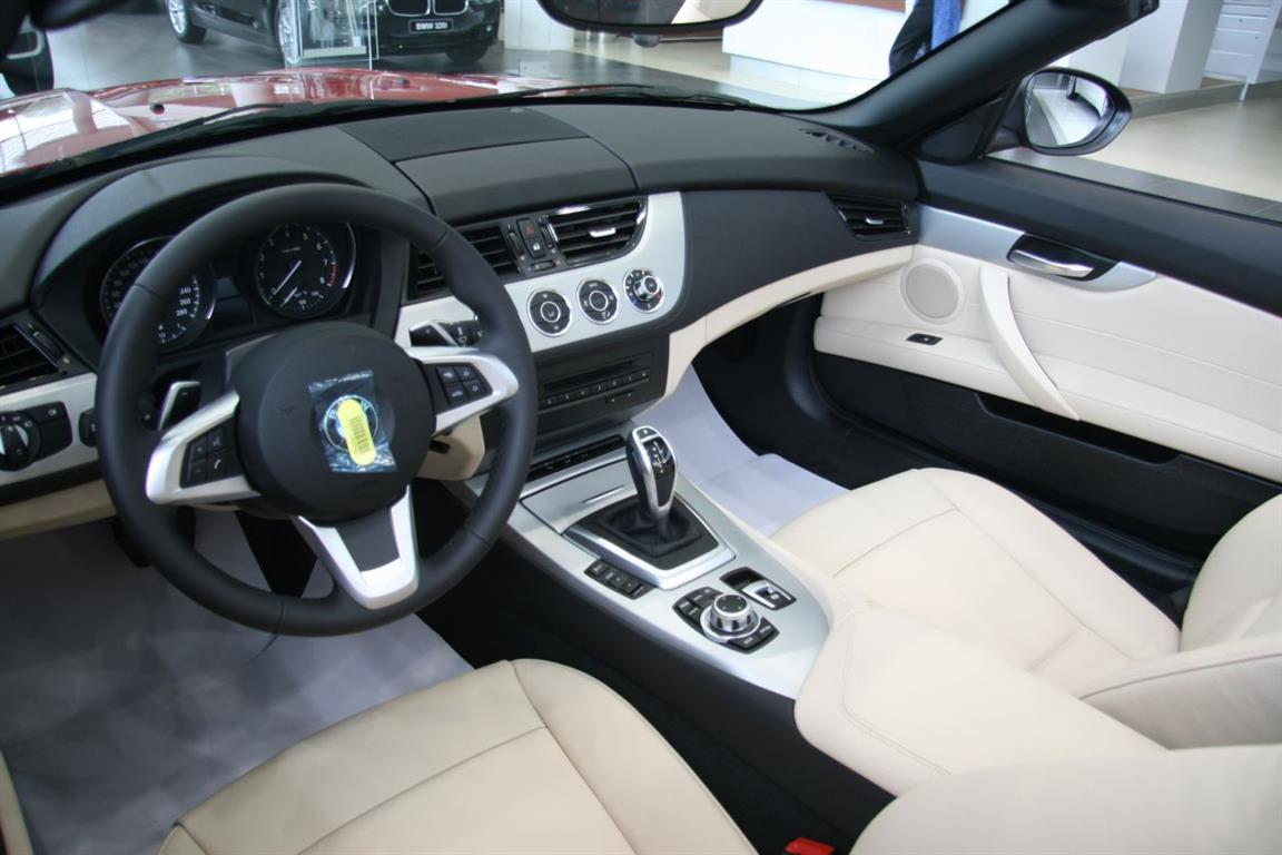 BMW Z4 sDrive Cabriolet 2015