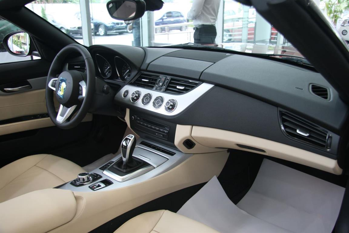 Ảnh BMW Z4 sDrive Cabriolet 2015