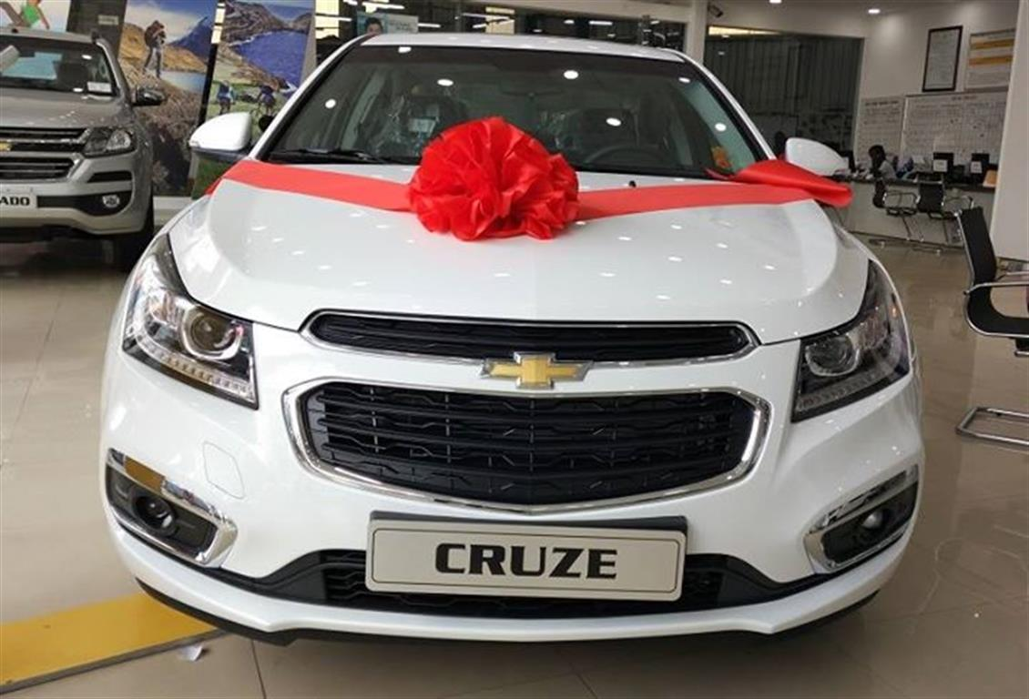 Ảnh Chevrolet Cruze LTZ 1.8 2017